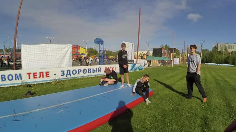 ВЫХОДИ!!_Северодвинск: Акробатика-Артём Головачёв