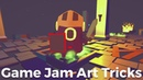 Game Jam Tricks And Tips - Part 1 [Art]