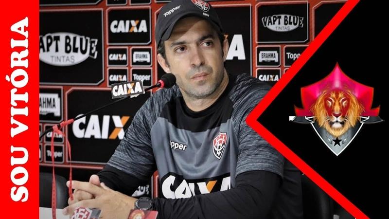 Em Coletiva: Após mais um vexame no Barradão, João Burse mantém otimismo ninguém jogou a toalha