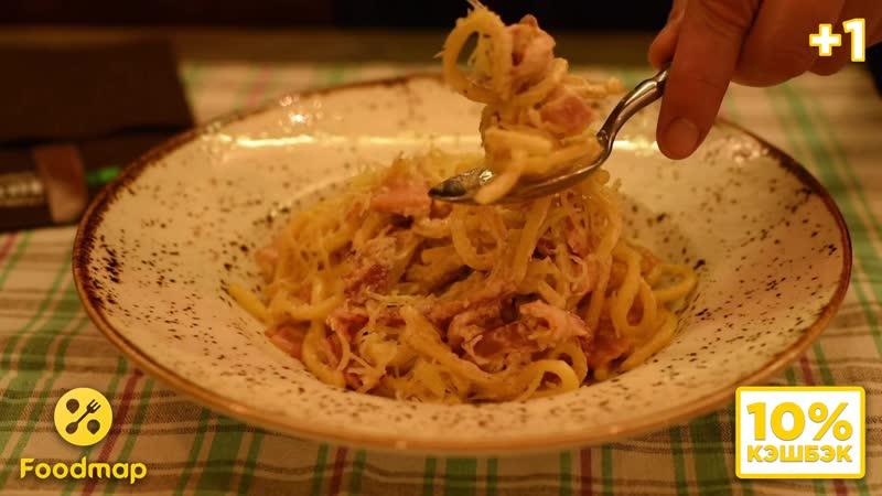 Feel Italian: итальянская траттория на Пятницкой