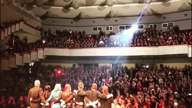 Вот и прошёл концерт в Иваново , завтра Владимир До встречи люблюиваново иринакруг концерт