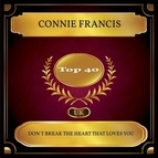 Connie Francis альбом Don't Break The Heart That Loves You