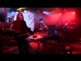Tangerine Dream - The Silver Boots of Bartlett Green __ Live 2017 __ A38 Vibes