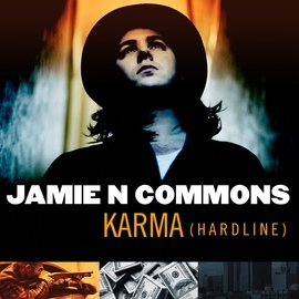 Jamie N Commons альбом Karma (Hardline)