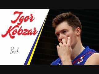 Igor kobzar  - the wonderful back sets. vnl 2018.