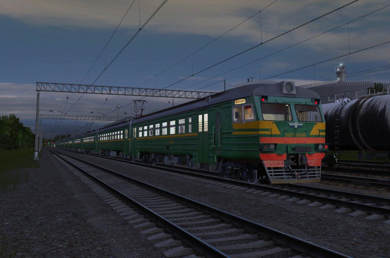 TRS: ЭД2Т - 0006