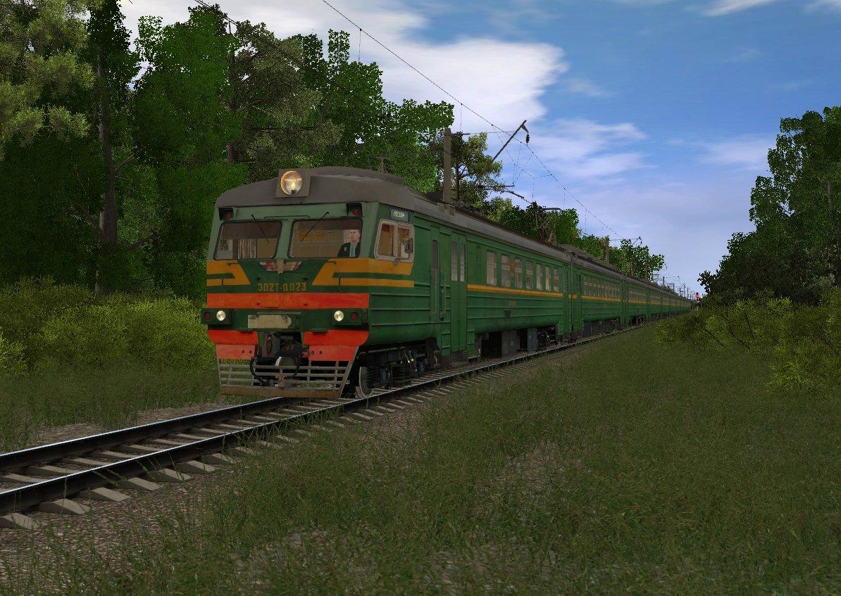TRS: ЭД2Т - 0023