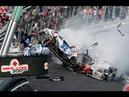 Подборка аварий на гонках, самые жестокие и зрелищные автокатастрофы, машины в дребезги 18 2