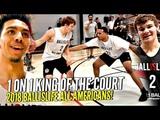 Ballislife 1 on 1 King of The Court!!