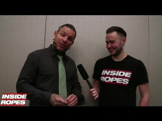 Jeff Hardy TALKS Randy Ortons Brutal Attack on his Ear , If We Will See Brother