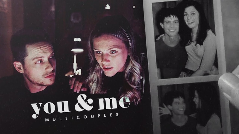 You me ❤ multicouples [collab]