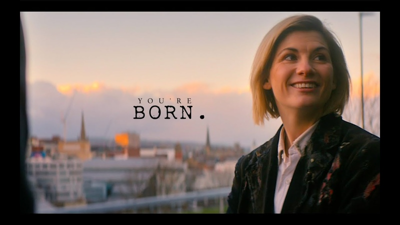 You're born   Doctor Who