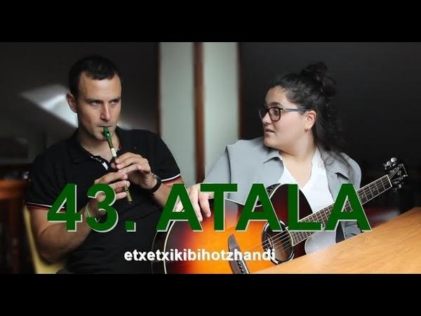 Elurretan - Huntza   Etxe txiki bihotz handi