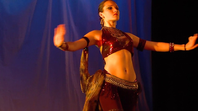 Irina Akulenko - The Call of the Amazon Warrior - from the Fantasy Belly Dance Concert