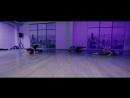 FRAME UP STRIP by NASTYA YURASOVA dancer alla flying