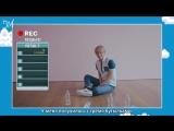 [RUS SUB][04.07.18] Smart TV Ch.BTS: Any Record Festival - V Version