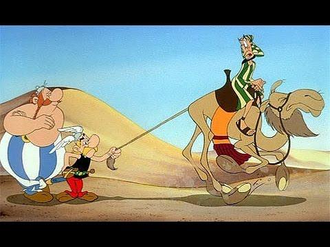 Astérix et la surprise de césar (1985) HD 1080p