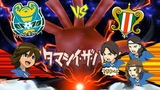 Orpheus vs Little Giant HARD! Inazuma Eleven Go Strikers 2013(DolphinGameplayno comments).