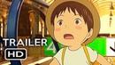 MIRAI NO MIRAI Official US Release Trailer 2018 English Sub Anime Movie HD