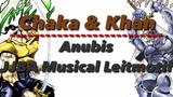 Chaka &amp Khan - Anubis (JJBA Musical Leitmotif)
