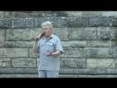 Песня Синяя вечность, исп. Владимир Переданенко. Курортный вечер на озере Провал в Пятигорске.