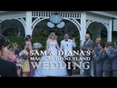 Sam Diana's Magical Disneyland Wedding!