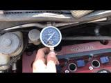 Компрессия 1 цилиндр Honda Civic TypeR EP3