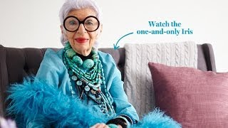 One Kings Lane Iris Apfel - A Journey in Style