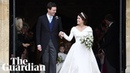 Princess Eugenie and Jack Brooksbank: video highlights of the royal wedding