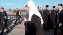 Belarus Patriarch Kirill to discuss Ukrainian Orthodox breakaway in Minsk