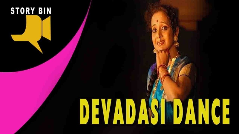 Devadasi Dance - by Dr. Yashoda Rao Thakore (Performance-4)