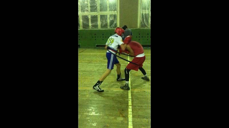 Ryzhikovteam sparring