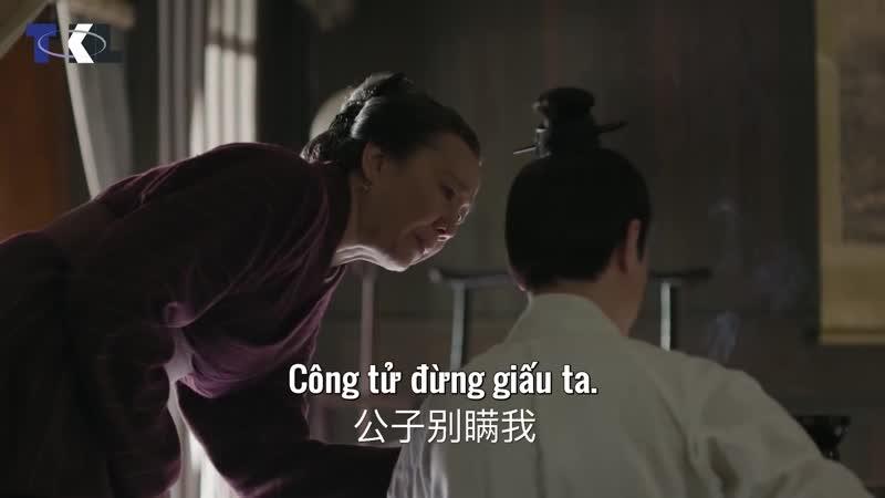 Minh Lan Truyện - Tập 8 [FULL HD] - Phim Cổ Trang Trung Quốc 2019 - Triệu Lệ Dĩnh, Phùng Thiệu Phong
