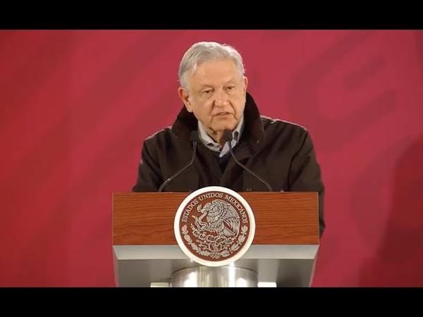 ConferenciaPresidente | Actualización sobre la tragedia ocurrida en Tlahuelilpan, Hidalgo.