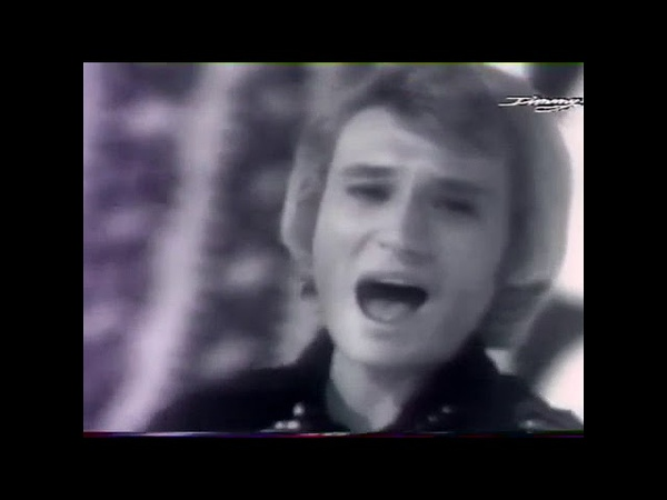 Johnny Hallyday Je suis l'amour 29 1 1969