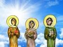 Мцц Веры Надежды Любови и матери их Софии ок 137