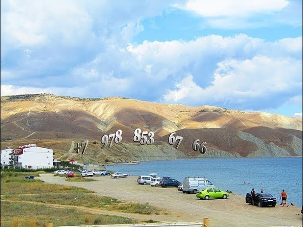 Крым Орджоникидзе 2 эллинга☎ 79788536766☂на берегу моря