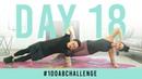 Day 18 100 Side Plank Rotations 100AbChallenge w Jason Chen