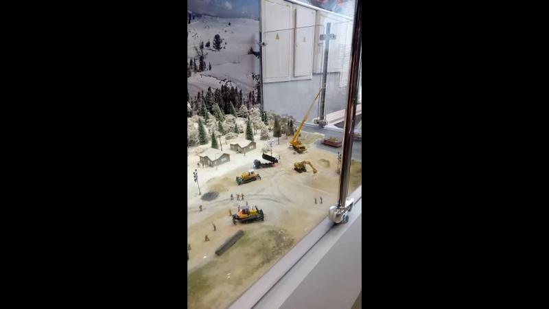 Выставочный центр РЖД еще