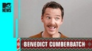 Benedict Cumberbatch aka The Grinch's Guide to Christmas 🎄| MTV News