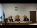 Порушення суддями Конституції 1