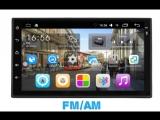 Panlelo S6 2 Din Android 6.0 1GB RAM 16GB ROM Inter CPU в машине радио