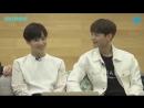 "Since you're a baby so baby cheese "" on loop 2min Taemin Minho SHINee"