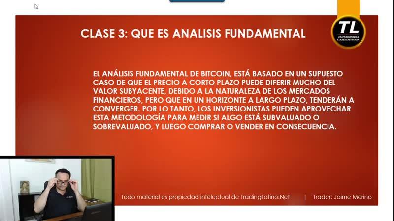 3-ANALISIS TECNICO Y FUNDAMENTAL DIFERENCIAS CRIPTOMONEDAS BITCOIN V25