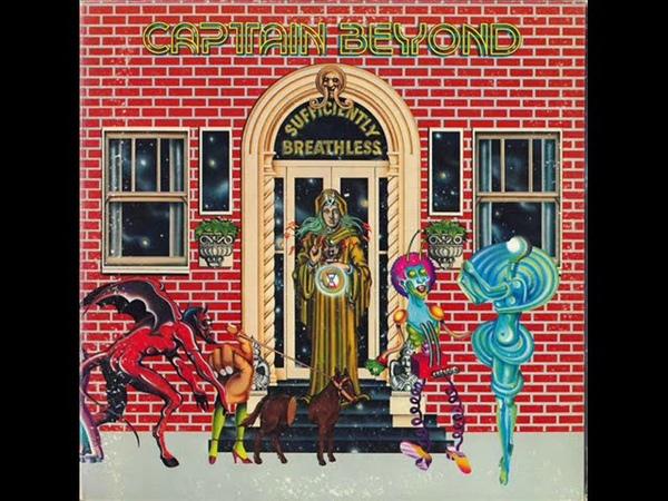 Captain Beyond – Everythings a Circle ( 1973, Prog Rock, USA )