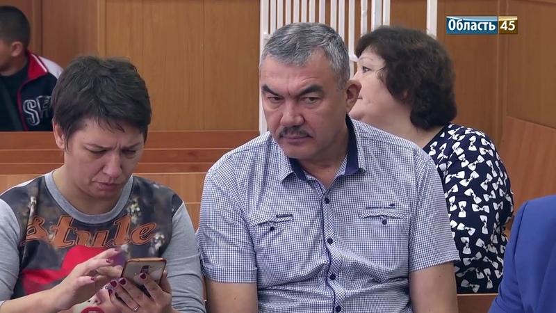 Растрата и взятки. В Кургане начался суд над экс-главой УФСИН Ильгизом Ильясовым