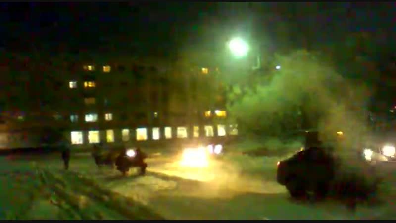 Воркутинское такси