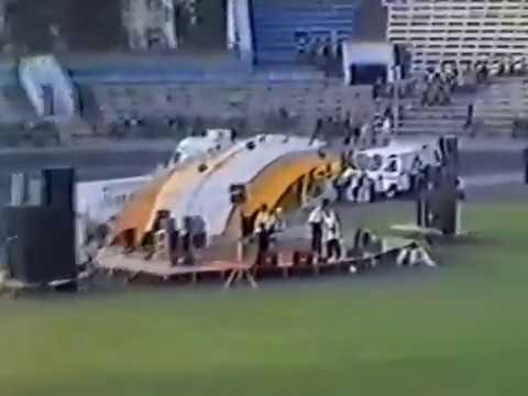 Юрий Шатунов концерт на стадионе Динамо Ставрополь 15 09 1998 г