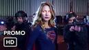 The CW Sundays - Supergirl Charmed Unite Promo HD