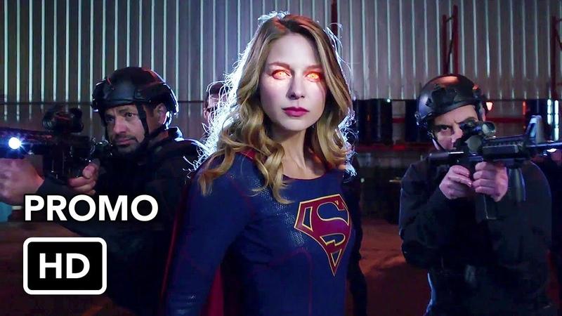 The CW Sundays Supergirl Charmed Unite Promo HD